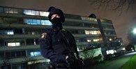 Швеция полиция кызматкери. Архивдик сүрөт