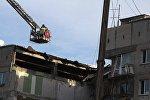 Ситуация в Магнитогорске в связи с обрушением подъезда жилого дома
