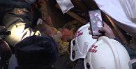 Магнитогорск шаарында кырсыктан кулаган үйдүн урандысынан табылган наристе