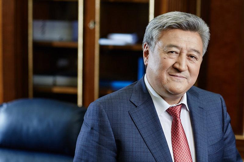 Министр ЕЭК по энергетике и инфраструктуре Адамкул Жунусов