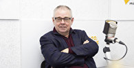 Генеральный директор радиостанции Говорит Москва, председатель совета директоров газеты Комсомольская правда, действительный член Академии прессы Владимир Мамонтов. Архивное фото