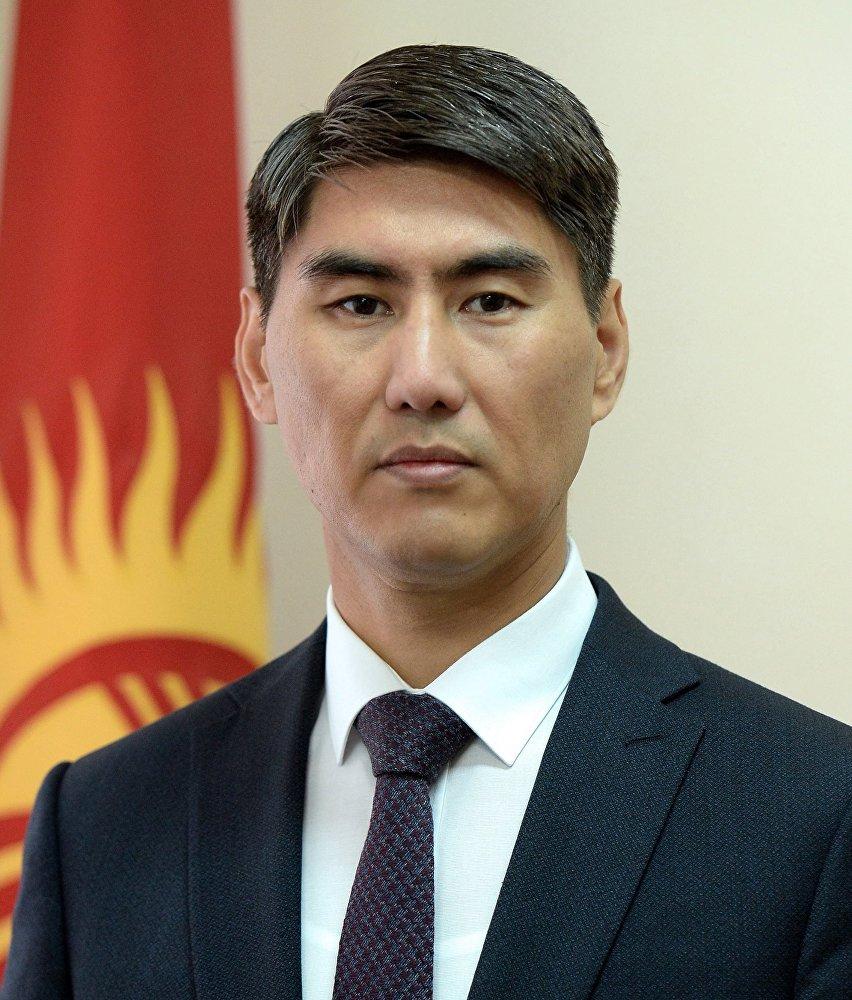 Министр иностранных дел Кыргызской Республики Чынгыз Айдарбеков
