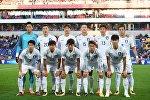 Игроки сборной Южной Кореи. Архивное фото