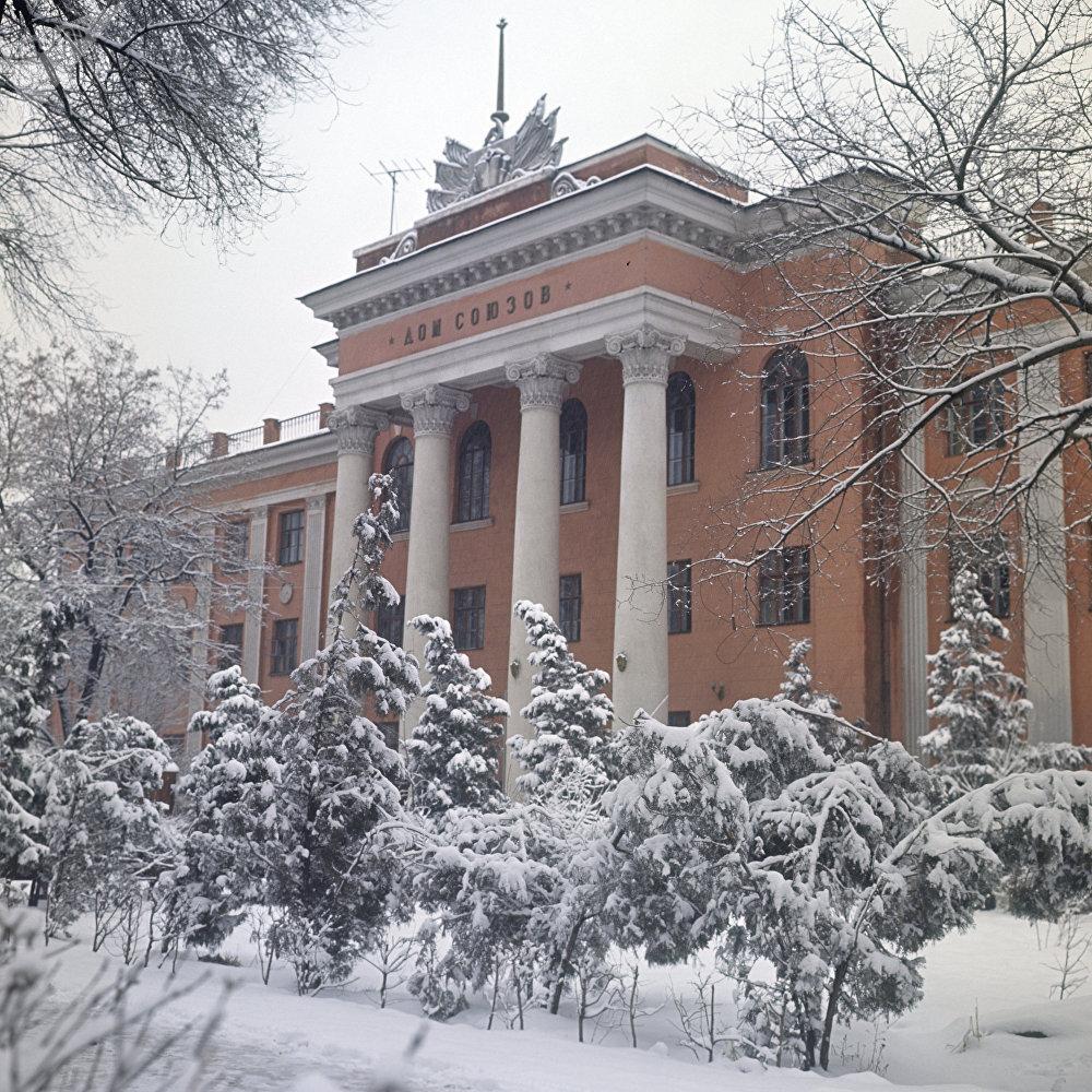 Здание Дома Союзов