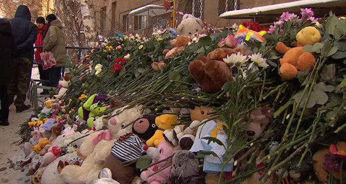 Жители дома в Магнитогорске вспоминают момент трагедии. Видео