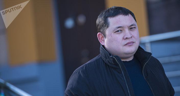 Бизнесмен, основатель платежной системы Мобильник Адилет Боотаев