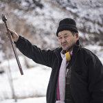Метеостанция Байтик, расположенная в 15 километрах от Бишкека