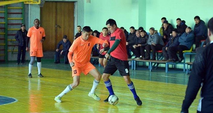 Борбор калаада футзал боюнча эл аралык турнир башталды