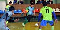В Бишкеке проходит турнир по футзалу Наристе — 2019