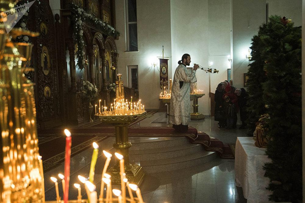 Перед Рождеством православные держат строгий сорокадневный пост