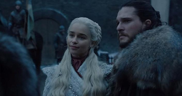 А вы ждете? Показаны первые кадры восьмого сезона Игры престолов