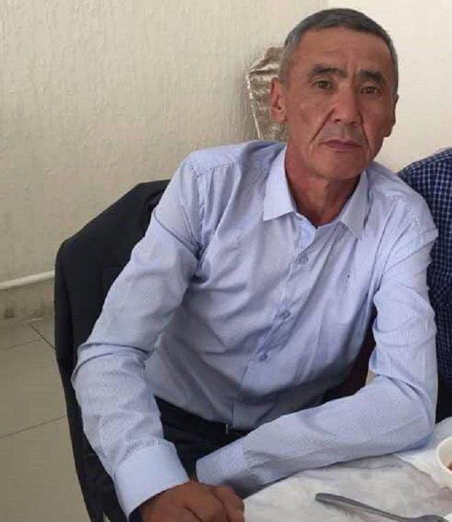Без вести пропавший Темиркул Соронбаев