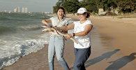 Поездка в Таиланд журналиста Бегимай Бакашевой