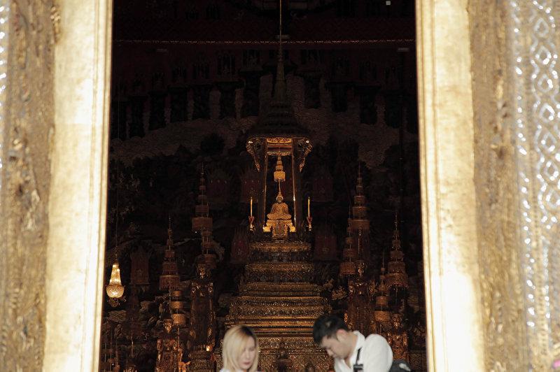 Изумрудный храм Будды в Банкоке