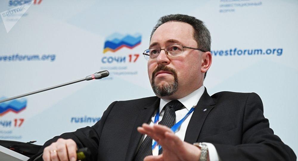 Научный руководитель Института водных проблем РАН Виктор Данилов-Данильян