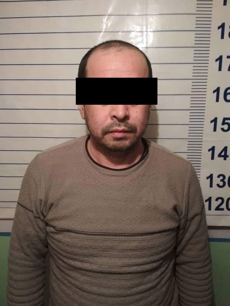 Задержанный по подозрению в мошенничестве в крупном размере