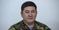 Республикалык Баткен согушунун ардагерлер кеңешинин төрагасы Канат Бакалов