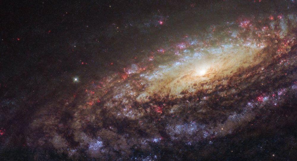 Спиральная галактика, Архивное фото