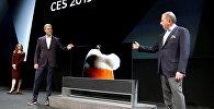 Презентация LG Electronics на CES-2019