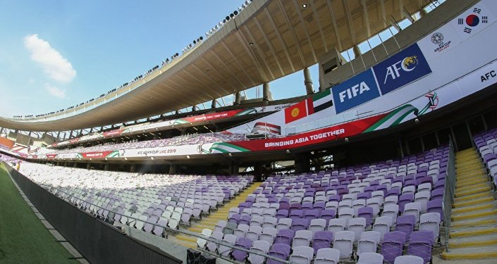 Игра в рамках группового этапа Кубка Азии начнется в 22.00 по бишкекскому времени