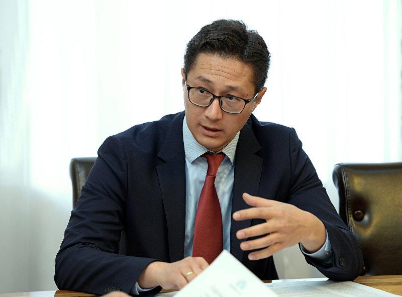 Советник президента КР на общественных началах Дастан Догоев