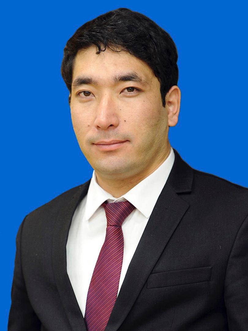 Советник Премьер-министра Кыргызской Республики Бакыт Калмуратов