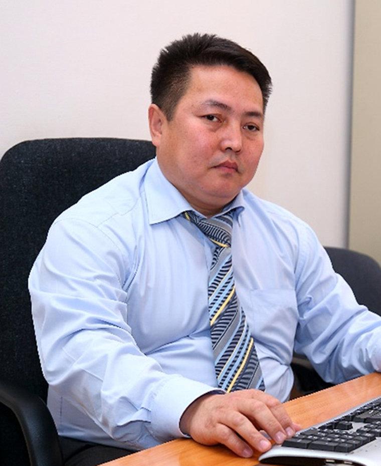 Председатель Государственной судебно-экспертной службы при правительстве Кыргызской Республики Акылбек Мусаходжаев