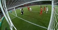 Матч по футболу Кыргызстан — Южная Корея: лучшие моменты и голы. Видеообзор
