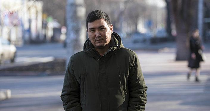 Бизнесмен и программист Акылбек Эсеналиев