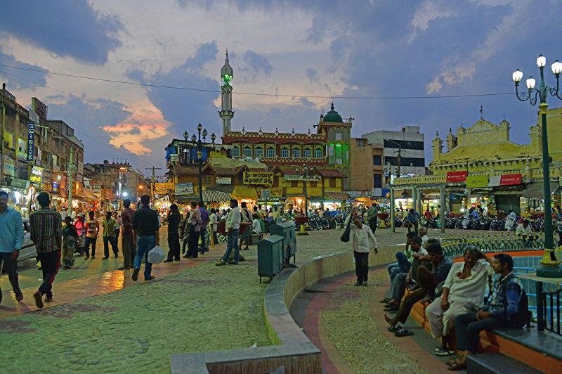 Майсур город в Индии, в штате Карнатака