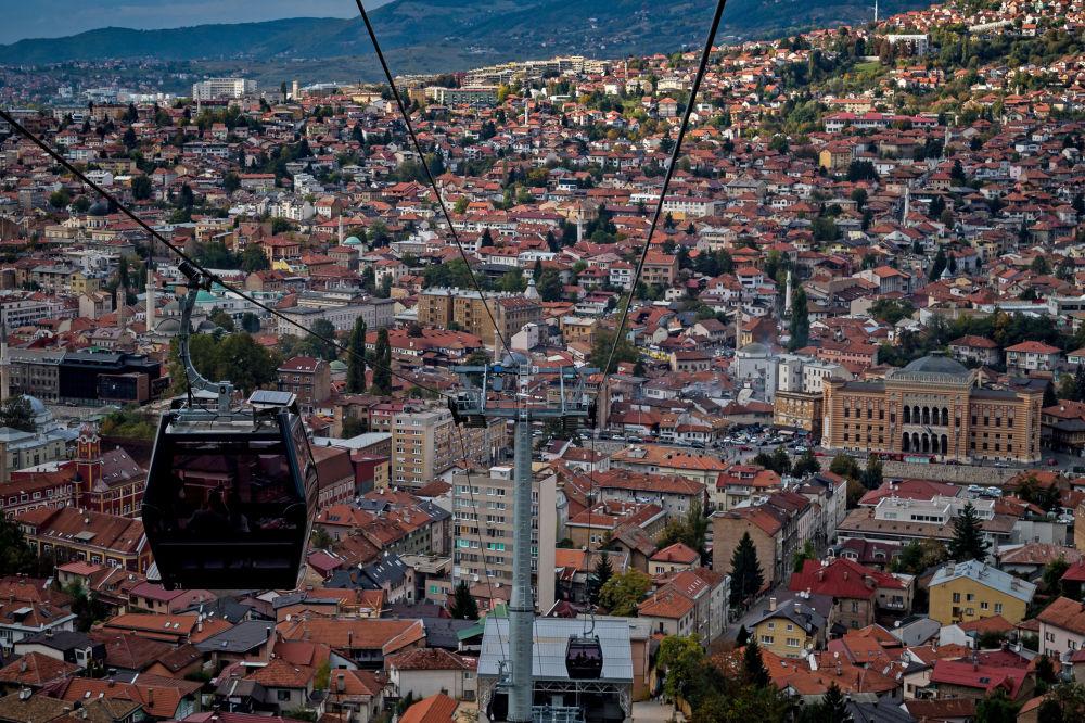 Пятую позицию в рейтинге занимает город Сараево в Боснии с его соборами, синагогами, мечетями и самобытной кухней