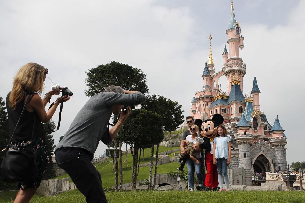 За парижский Диснейленд столица Франции заняла седьмое место в топе