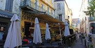Европадагы ресторан. Архив