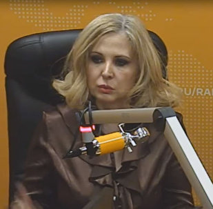 Психолог Анастасия Булгакова. Архивное фото