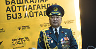 Ветеран афганской войны, гвардии подполковник в запасе Чолпонбек Беккелдиев