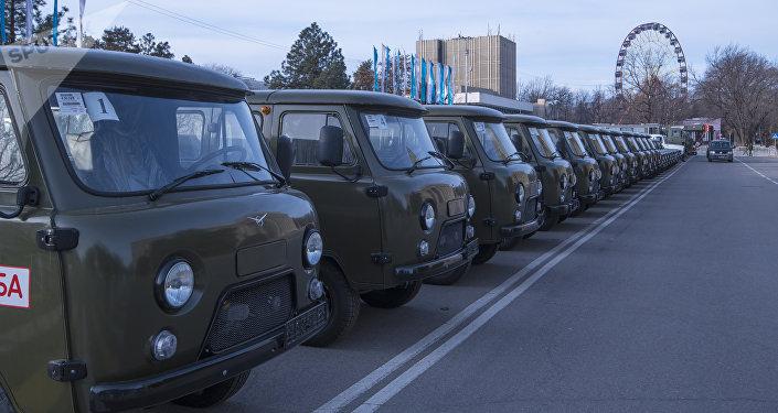 Посольство РФ в КР проинформировало, что церемония передачи состоится завтра, 15 январ
