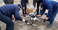 Государственное агентство охраны окружающей среды и лесного хозяйства КР закупило четыре беспилотных летательных аппарата для борьбы с браконьерами, вредителями, насекомыми и лесными пожарами