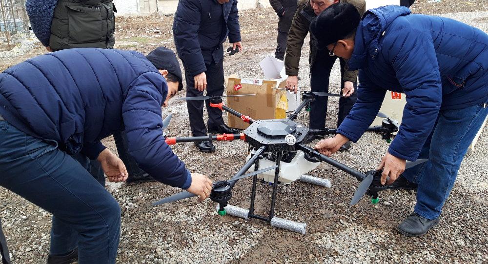 Айлана-чөйрөнү коргоо жана токой чарба мамлекеттик агенттиги 2 миллион 280 миң сомго 8 даана көп функционалдуу учуучу аппарат (дрон) сатып алды.