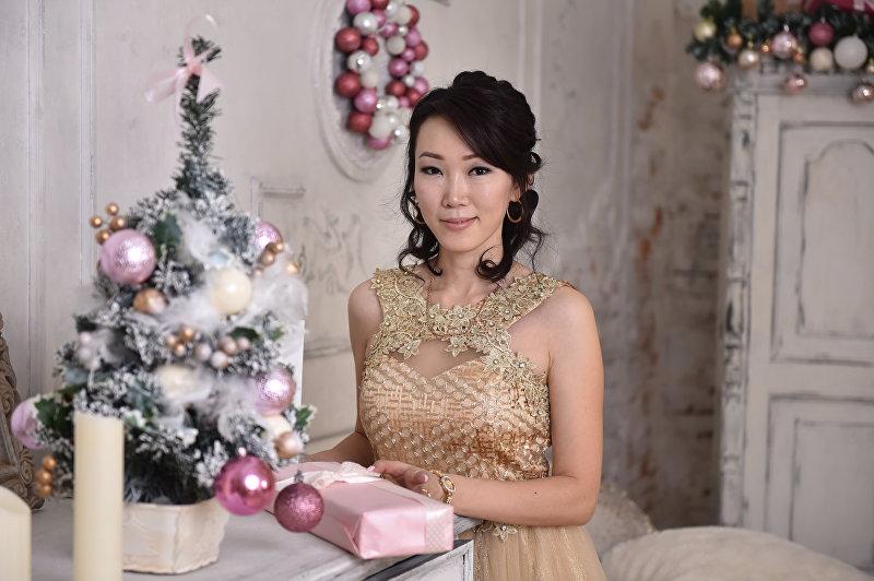 Мать троих детей, занимающаяся скрапбукингом Юлия Ким