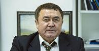 Саламаттык сактоо министрлигинин башкы кардиологу, профессор Акбай Сарыбаев