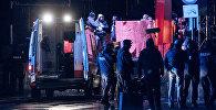 Нападение с ножом на мэра Гданьска Павла Адамовича