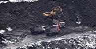 Угольный карьер. Архивное фото