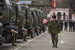 Россиялык техниканы тапшыруу аземи