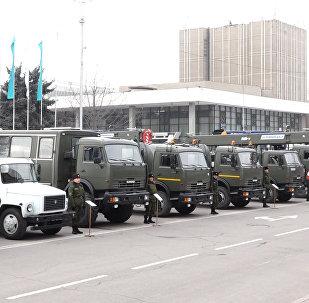 Россия Кыргызстанга кандай техникаларды берди. Видео