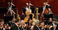 Концерт Большого симфонического оркестра имени Петра Ильича Чайковского. Архивное фото