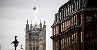 Лондондогу Сарайдын (парламент) Виктория Вестминстерс мунарасы