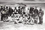 1988 жыл август айы советтик чек арачылар  жана афгандык кыргыздар