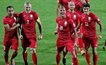 Кубок Азии по футболу. Групповой этап. Кыргызстан — Филиппины