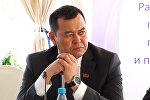 Вице-спикер Жогорку Кенеша Мирлан Бакиров