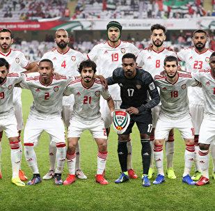 Бириккен Араб эмирлигинин футбол боюнча курама командасы